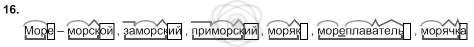 Русский язык 3 класс Соловейчик М. С. Упражнения: 16