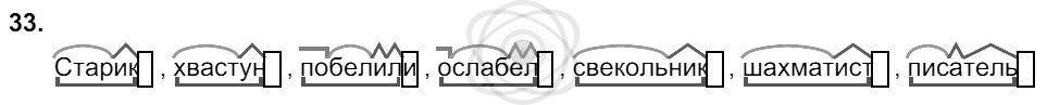 Русский язык 3 класс Соловейчик М. С. Упражнения: 33