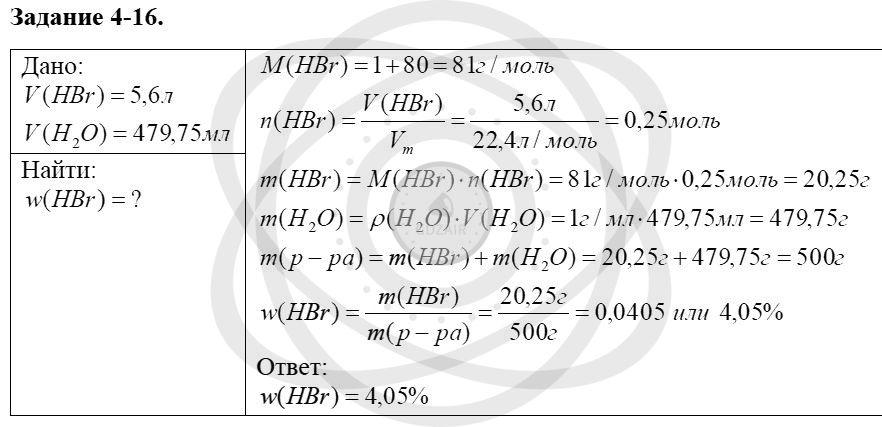 Химия 8 класс Кузнецова Н. Е. Глава 4. Газы. Кислород. Горение / Задания: 16