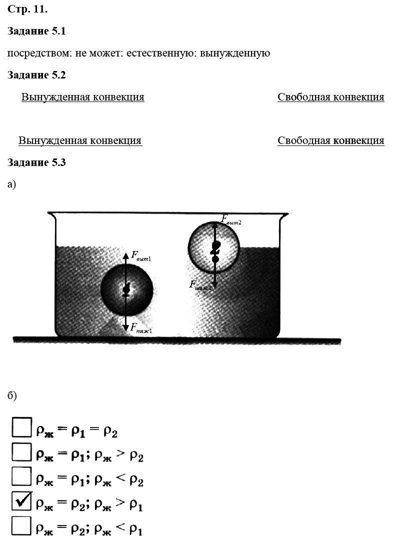 Физика 8 класс Ханнанова Т. А. Страницы: 11